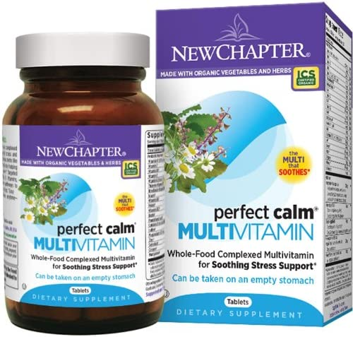 New Chapter, Perfect Calm, 144 Tablets