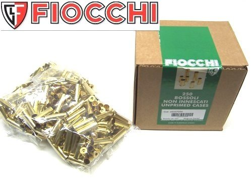 Fiocchi Bossolo calibro 357 magnum non innescato