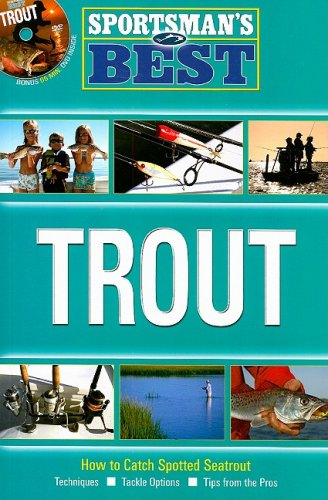 Sportsman's Best: Trout Book & DVD Combo