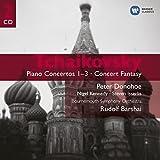 Tchaikovsky: Piano Concertos 1-3, Concert Fantasy, Op. 56