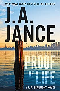 Book Cover: Proof of Life: A J. P. Beaumont Novel