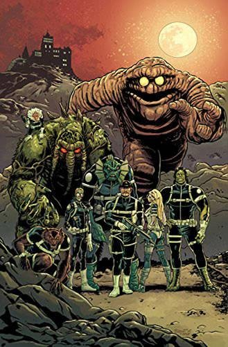 Download Howling Commandos of S.H.I.E.L.D.: Monster Squad pdf