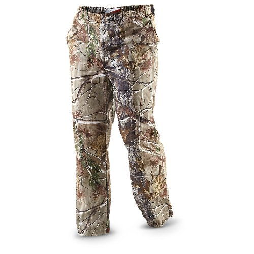 Gamehide Elimitick Cover Up Tick Pants, Realtree Xtra, XX-Large