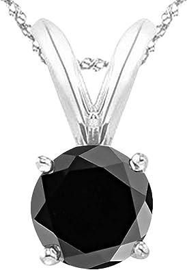 Pendientes colgantes en forma de diamante en oro rosa y negro NUEVO