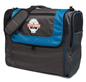 Amazon.com: Porta-Booth Plus Carry-On Travel Bag: Musical Instruments