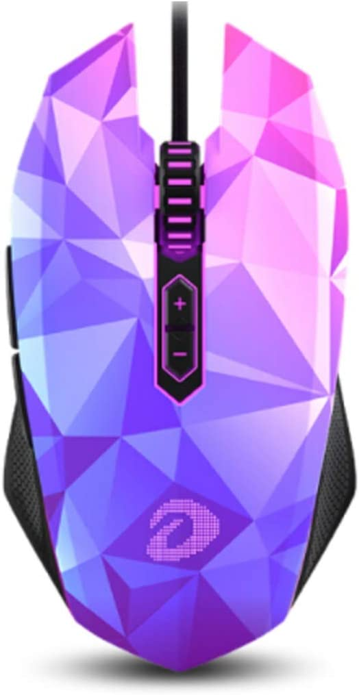 USB Gaming Mouse Hengtongtongxun Mouse Color Mouse Wired Color : Multi-Colored