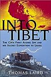 Into Tibet, Thomas Laird, 0802117147