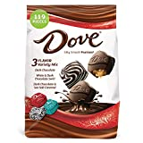 Dove Sea Salt Caramel and Dark Chocolate Assortment, 34 Ounce