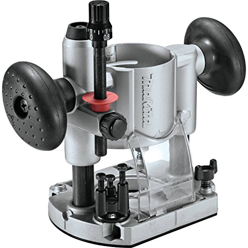 - Makita 196094-2 Compact Router Plunge Base