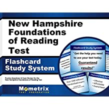 New Hampshire Foundations of Reading Test Flashcard Study System: Practice Questions & Exam Review for the New...