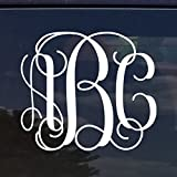 Decal is Die Cut which means that it has NO BACKGROUND at all, Just the vinyl. Made of 6 year high quality Outdoor Vinyl Material, waterproof, self-adhesive, removable. Sticker will not fade, peel or fall off while driving and will not leave ...
