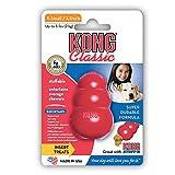 KONG T2 Clásico Juguete para Perro, Medium