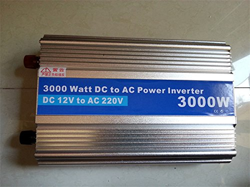 ALDA48-DC-AC3000W,Modified Sine Wave power inverter 3000w peak 6000W DC12V to AC 220V dc ac Power Inverter