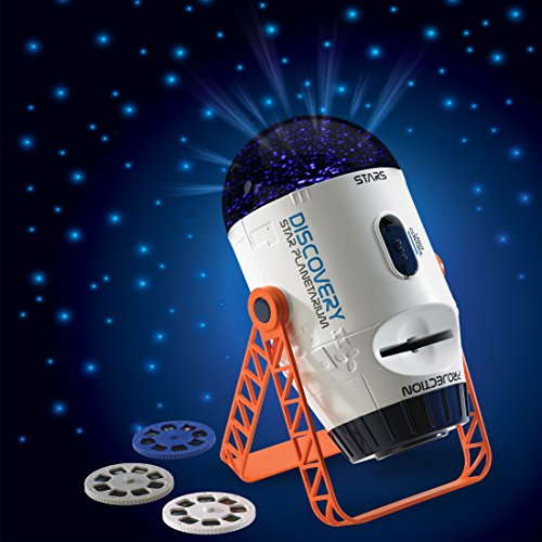 DISCOVERY KIDS Incredible 2 In 1 Planetarium Space Projector