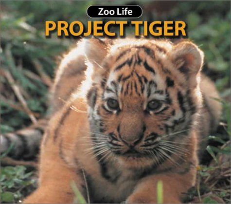 pdf project tiger zoo life series by susan ring. Black Bedroom Furniture Sets. Home Design Ideas