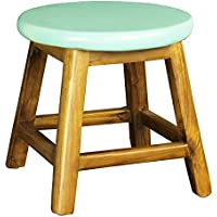 Antique Revival Bobby Stool, Blue
