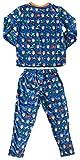 Blippi Pajama Set (2T) Blue Orange