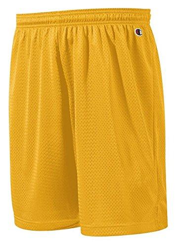 Yellow Athletic Shorts - 5