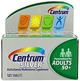 Centrum Specialist Silver, 125 Count, Health Care Stuffs