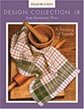 img - for Handwoven's Design Collection 18: A Treasury of Towels book / textbook / text book