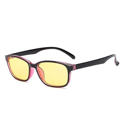Amazon.com: Blue Light Blocking Glasses (Pink Frames): Clothing