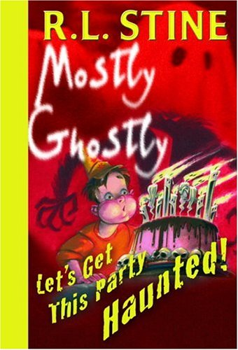 Let's Get This Party Haunted! (Mostly Ghostly)