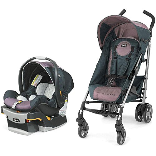 Chicco Liteway Stroller Car Seat - 9