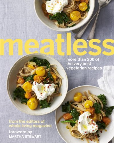 Meatless: More Than 200 of the Very Best Vegetarian Recipes (Christmas Wishes For A Very Special Friend)