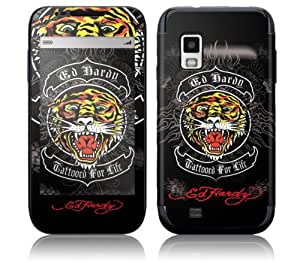 Zing Revolution MS-EDHY110274 Ed Hardy-Tattooed For Life Cell Phone Cover Skin for Samsung Fascinate Galaxy S (SCH-I500)