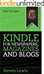 Kindle for Newspapers, Magazines and...