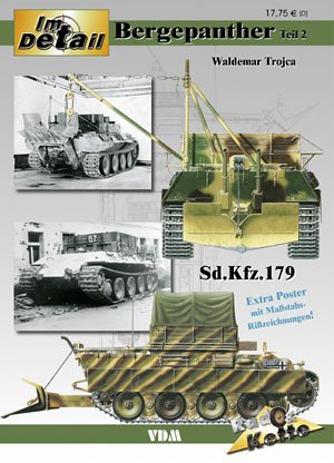 ImDetail Bergepanther - Sd.Kfz. 179: Teil 2