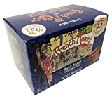288 cups Trader Joes Dark French Roast Single Serve cups like K Cups for Keurig