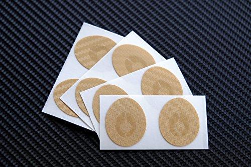 バランスエッグ シールタイプ ゴールド 8枚セット