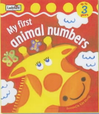 Download My First Animal Numbers Board Book ebook