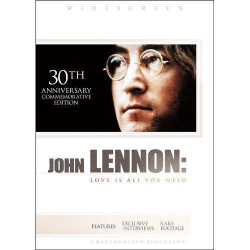 Amazon Com John Lennon Love Is All You Need Documentary Documentary Movies Tv