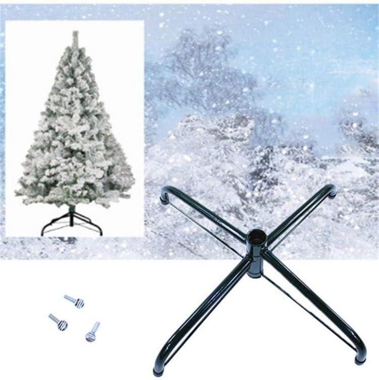 Christmas Tree Stand Base Expert whiteswan Folding Christmas Tree Metal Stand 30cm//40cm//60cm