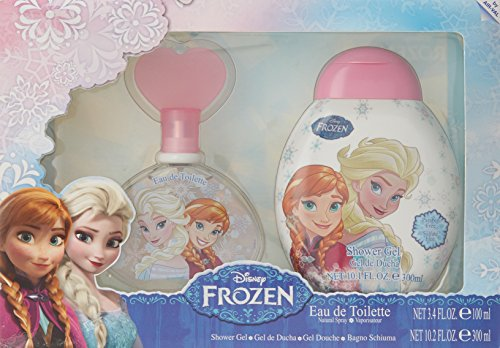 Disney Frozen for Kids 2 Piece Gift Set with Edt Spray and Shower Gel by Disney (Image #2)