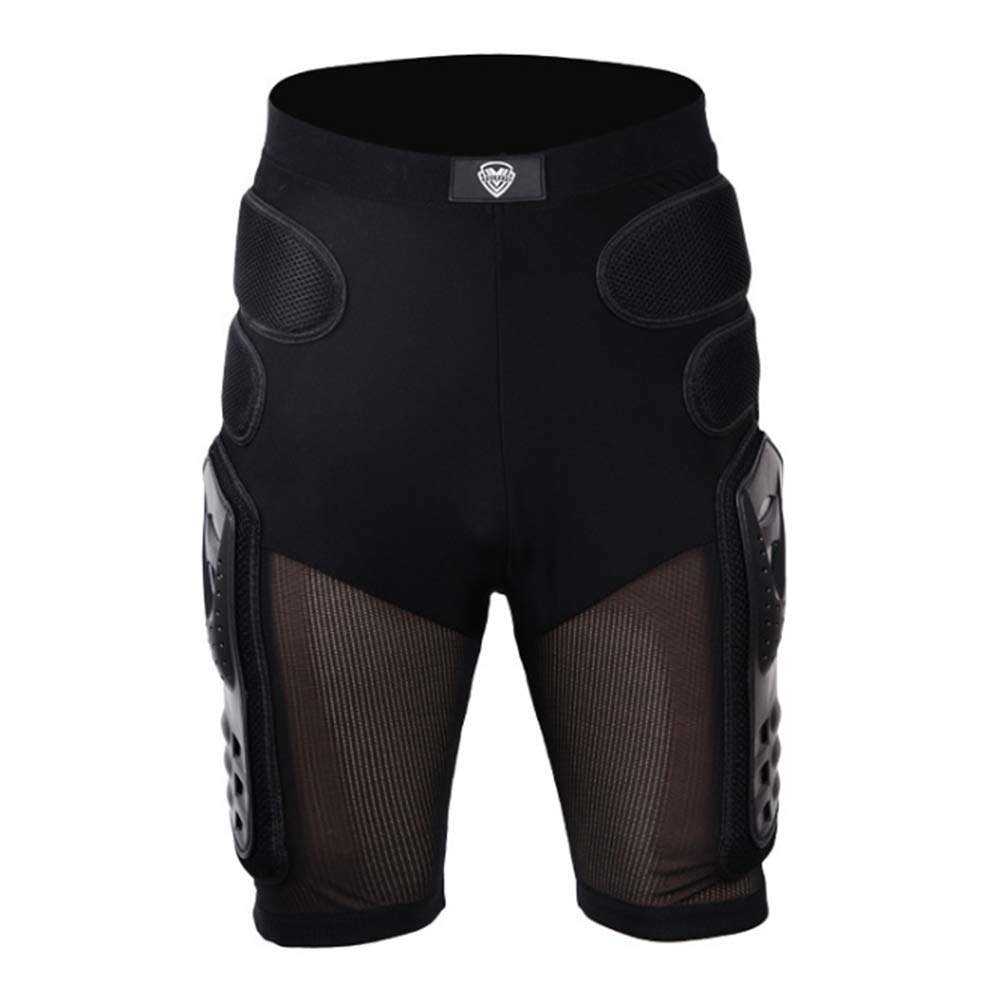 LALATECH Protective Padded Shorts for Snowboard,Skate Roller Protection for Butt Hip