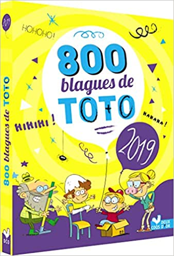 800 blagues de Toto 2019