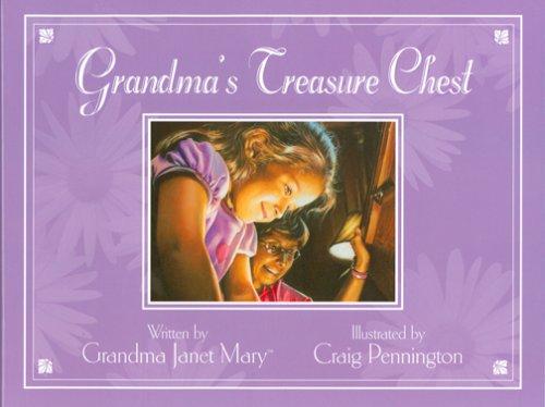 Grandma's Treasure Chest (Grandma Janet Mary) -