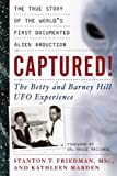 customer service contact page - Captured! The Betty and Barney Hill UFO Experience: The True Story of the World's First Documented Alien Abduction