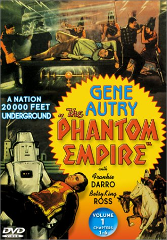 The Phantom Empire, Vol. 1 (Phantom Computer)