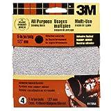 3M Adhesive Backed Discs, Medium Grit, 5-Inch, 5-Pack(9171ES)