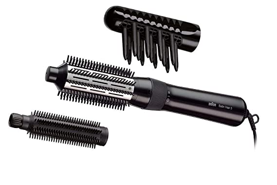 Braun Satin Hair 3   AS 330   Hair Airstyler with 100% Ceramic Coating to Dry  amp; Style Hair Stylers