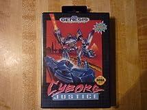 Cyborg Justice - Sega Genesis