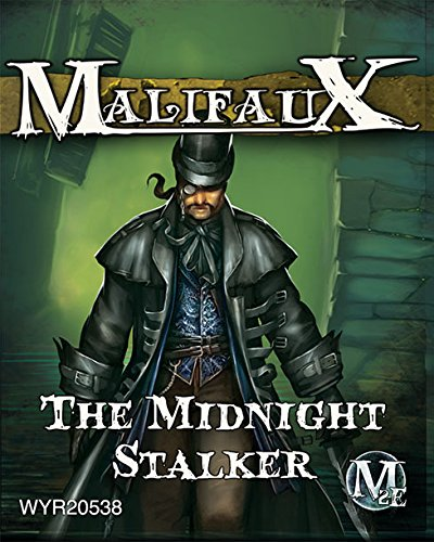 Wyrd Miniatures Malifaux 2nd Edition: The Mightnight Stalker Miniature Game ()