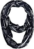 Black Scarf Infinity Travel Scarves for Iphone 7 - Ecoinway White Target Aarow Zipper Pocket Scarf Shawl Stole Functional Amazon Black Scarf Sport Lightweight Neckwear