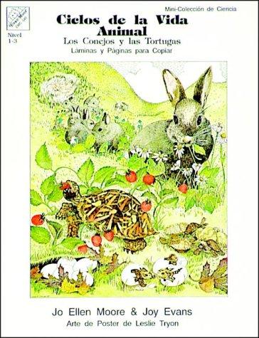 Ciclos de la Vida Animales: Mamiferos y Reptiles: Amazon.es: Evans, Joy, Moore, Jo E., Ficklin, Dora: Libros