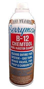 Berryman Chemtool 15 oz Carburetor Cleaner