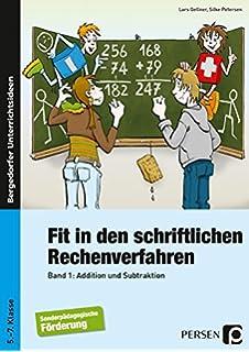 Schriftliche Rechenverfahren: Differenzierte Übungsmaterialien zur ...